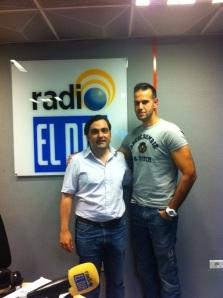 Deepak Daswani en Radio El Día