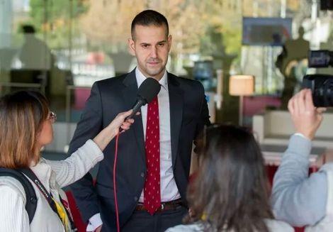 Entrevistas en Cybercamp, aún con fiebre ;)