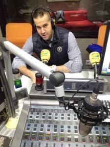 """Entrevista en """"Anda Ya"""" de """"Los 40 Principales"""""""