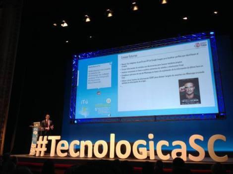 Mi ponencia en TecnológicaSC 2015